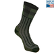 Timberville Plaid Crew Sock