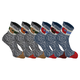 Camp Crew Sock 6 Pack