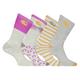 Girls' Thermal Crew Sock 4 Pack
