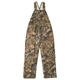 Mossy Oak Camo Bib Overall Quilt-Lined