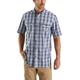 Carhartt Force Ridgefield Plaid Short-Sleeve Shirt