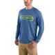 Carhartt Force Fishing Graphic Long-Sleeve T-Shirt