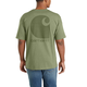 Workwear C Logo Graphic Pocket Short-Sleeve T-Shirt