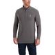 Force Extremes Half-Zip Long Sleeve Shirt