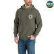 Force Delmont Graphic Hooded Sweatshirt