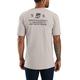 Hurley x Carhartt men's Handcrafted graphic t-shirt