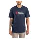 Hurley x Carhartt men's graphic t-shirt
