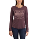 Lockhart Graphic Carhartt Workwear Long-Sleeve T-Shirt