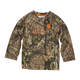 Carhartt Force Long-Sleeve Camo Pocket Tee