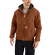 Heritage Sandstone Quilted Flannel-Lined Active Jac