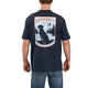 Original Fit Heavyweight Short-Sleeve Pocket Dog Graphic T-Shirt