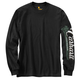 Relaxed Fit Long Sleeve Graphic T-Shirt