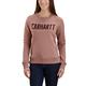 Clarksburg Crewneck Graphic Sweatshirt