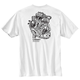 Relaxed Fit Heavyweight Short-Sleeve Engine Graphic T- Shirt