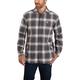 Carhartt Rugged Flex Relaxed Fit Flannel Fleece-Lined Plaid Shirt