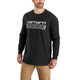 Carhartt Original Fit Heavyweight Long-Sleeve Workwear Graphic T-Shirt