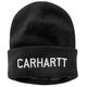 Carhartt Knit Fleece-Lined Graphic Beanie