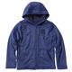 Full Zip Fleece Sherpa Lined Jacket