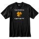 Loose Fit Heavyweight Short-Sleeve Guinness Graphic T-Shirt