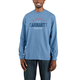 Flame-Resistant Force Original Fit Midweight Long-Sleeve Workwear Graphic T-Shirt