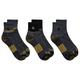 Force Merino Wool Quarter Sock, 3 Pack