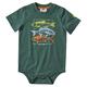 Fish Stack Graphic Bodyshirt