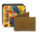 Nubuck Money Clip with Collectible Tin