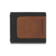 Black & Tan Billfold Wallet
