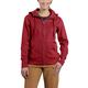 Clarksburg Zip-Front Sweatshirt