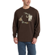 Workwear Graphic Camo Accent Long-Sleeve T-Shirt