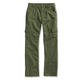 Girls' Washed Ripstop Roll-Up Pant