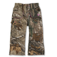 Infant and Toddler Washed Camo Canvas Pant