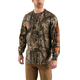 Workwear Graphic Camo Sleeve Long Sleeve T-Shirt