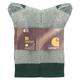Full Cushion Stretch Comfort Sock- 4-Pack