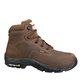 6 Inch Bison Brown Work Hiker Boot