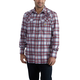 Flame Resistant Snap-Front Plaid Shirt