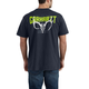 Maddock Graphic Live to Hunt Pocket Short-Sleeve T-Shirt