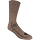 Flat-Knit Blended Everyday Crew Sock