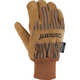 Insulated Suede Knit Cuff Work Glove