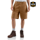 Washed Duck Work Short