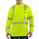 Flame-Resistant High Visibility Long Sleeve Shirt