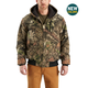 Camo Quilted Flannel-Lined Active Jac