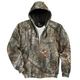 Midweight Realtree Xtra Camo Hooded Zip-Front Sweatshirt