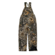 Washed Camo Bib Overalls