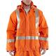 Flame-Resistant Rain Jacket