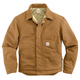 Flame-Resistant Midweight Canvas Dearborn Jacket/Quilt-Lined