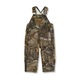Infant Toddler Washed Realtree Xtra Bib Overalls