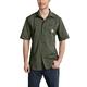 Carhartt Force Mandan Rugged Flex Woven Short-Sleeve Shirt