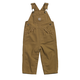 Ruffle Canvas Overall