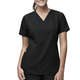 3-Pocket V-Neck Scrub Top